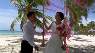Видео в Доминикане дешево(Свадебного агентство в Доминикане caribbean-wedding.ru подготовило уникальное предложение для своих клиентов! Тепе..., 2014-08-30T17:41:32.000Z)