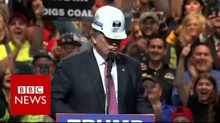 Can Trump save the coal industry? BBC News