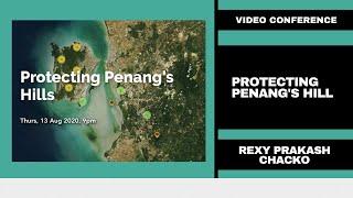 Protecting Penang Hill's