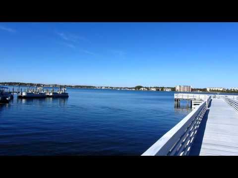 Fishing Pier - St. Andrews State Park, Panama City Beach, Bay County, FL