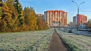 Троицк (Москва), Октябрьский проспект.