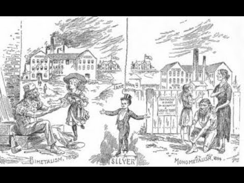 The Panic of 1893, Grover Cleveland's Response, and the Election of 1896