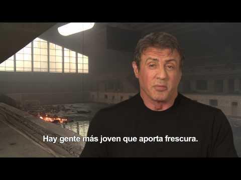 Los mercenarios 3 - Entrevista a Sylvester Stallone