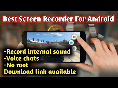 Best Screen Recorder For Android | Gamers and youtubers must have this | Team Infinity | Malayalam