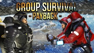 Space Engineers - Payback -S2 Ep 4- Group Survival