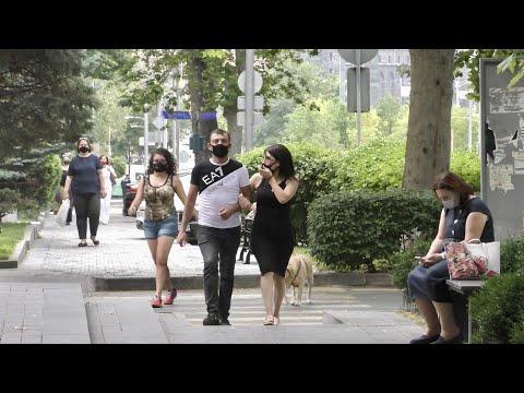 Yerevan, 30.06.20, Tu, V. Sargsyanic, M.Mkrtchyan, Or 104, Video-2.