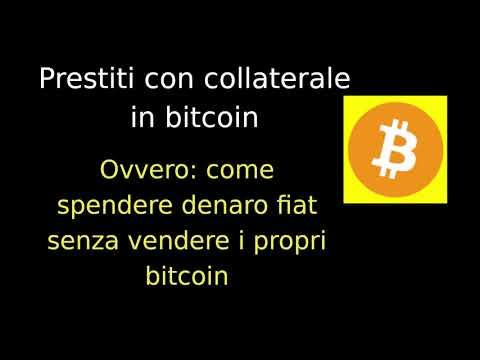 come spendere bitcoin
