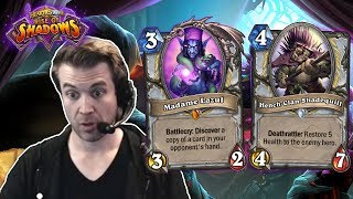 (Hearthstone) Rise of Shadows: Deathrattle Priest