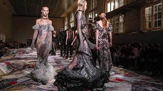 Alexander McQueen | Spring Summer 2017 Full Fashion Show | Exclusive