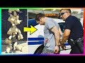 GTA Online Hackers Get ARRESTED & SENT TO JAIL After Rockstar Games Discovers Them Cheating! (GTA 5)