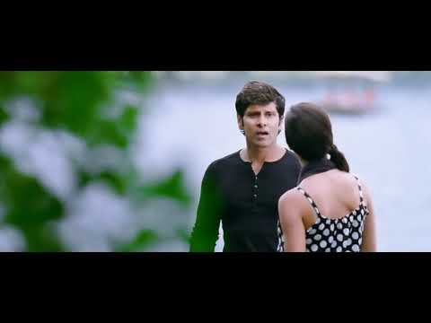TAMIL MOVIE -Emy Talking bad word's with vikram