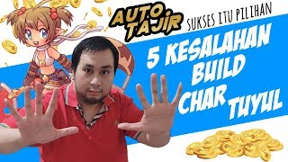 Auto Tajir!! 5 Kesalahan yang Harus Dihindari Karakter Tuyul di Ragnarok M Eternal Love