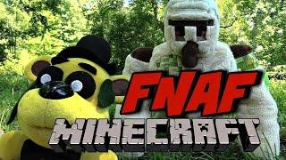 FNAF plush Minecraft