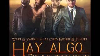 Wisin & Yandel - Algo Me Gusta De Ti ft. Chris Brown, T-Pain (Dj Adry Remix Agosto 2012)