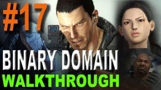 Binary Domain Walkthrough Part 17 (Xbox360, PS3, PC)