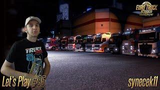 Euro Truck Simulator 2 Multiplayer ► Let
