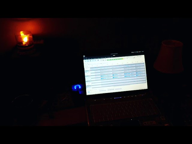 "Mixing ""Amen"" (February 19)"