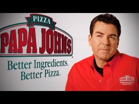 Papa John's Founder Forced Out of Company for Racists Comments - As Stock Drops