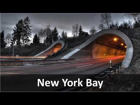 New York Bay Road Tunnel