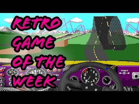 Retro game of the week - Stunts (PC)