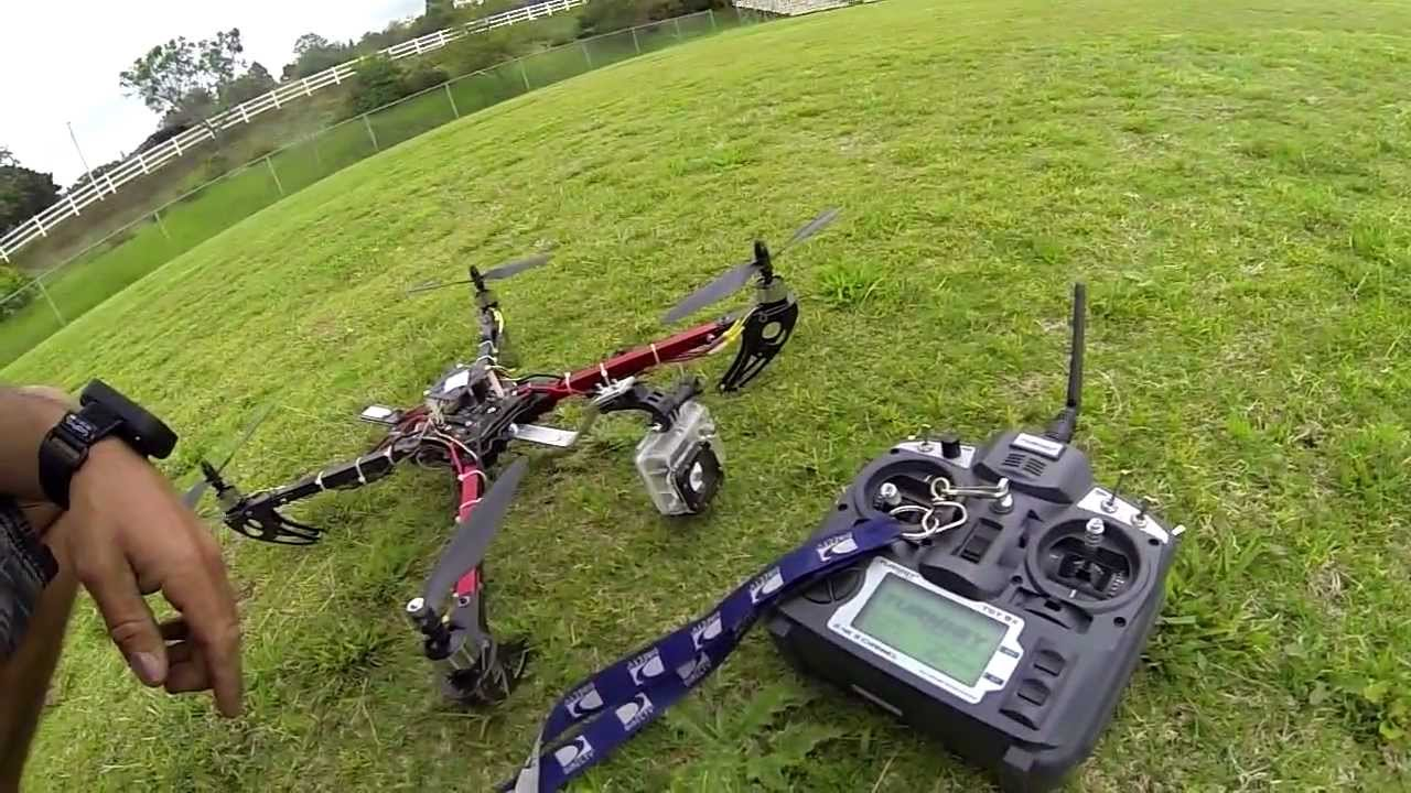 Building hobbyking's x525 quadcopter in 5 minutes youtube.