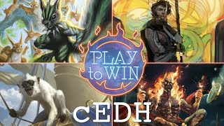GAME 2 - WHO'S THE BEST COMMANDER FROM MODERN HORIZONS 2 FOR cEDH - Play to Win Gameplay