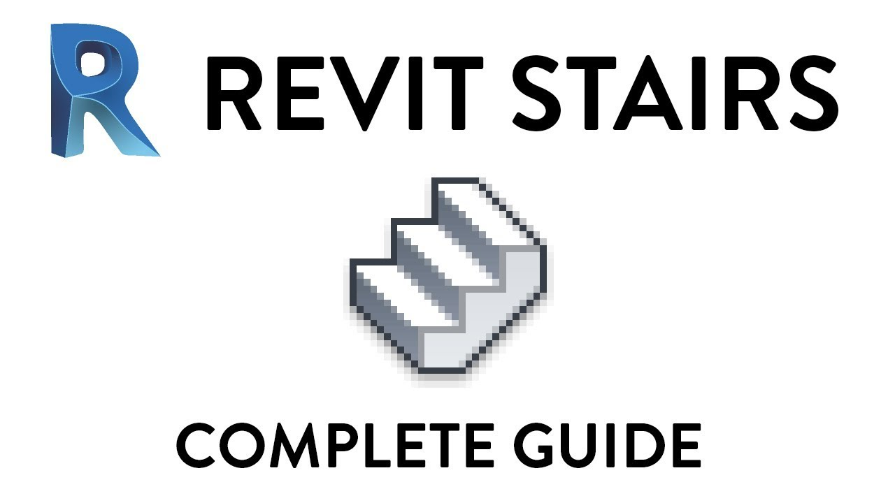 12 Tips To Understand Revit Stairs — REVIT PURE