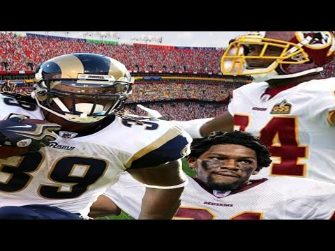WHAT IF SEAN TAYLOR PLAYED WITH CHAMP BAILEY (ESPN NFL 2k5 gameplay)