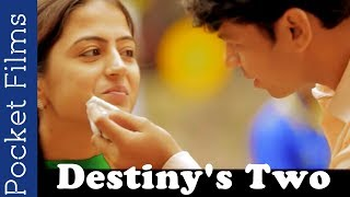 Husband And Wife's Love After Marriage - Hindi Short Film - Destiny's Two