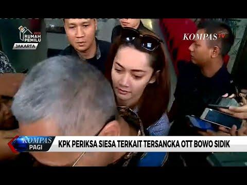 KPK Periksa Siesa Darubinta Terkait  OTT Tersangka Bowo Sidik