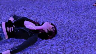 Sad Emo love story(The sims 3)