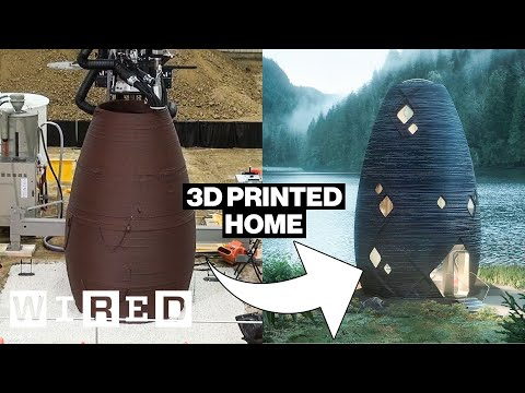 How 3D Printing Could Help Colonize Mars | WIRED