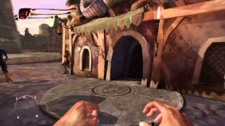 Zeno Clash 2: Gameplay Demo