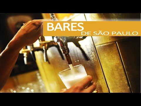 Bares de São Paulo - Programa de Viagem