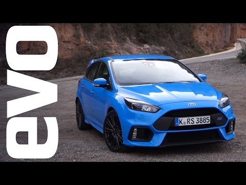 Ford Focus RS review - overhyped? | evo DIARIES