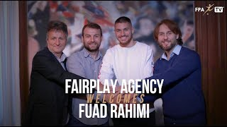 FPA TV EXCLUSIVE: Welcome Fuad Rahimi!