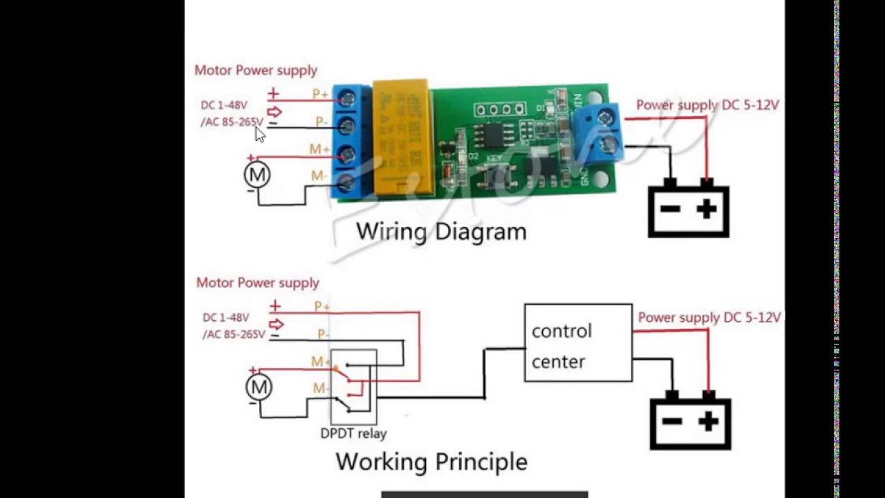 maxresdefault exelent spdt relay working photo best images for wiring diagram