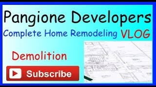 New Home Remodeling Home Design Vlog Series