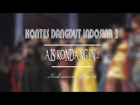 lagu Arab Salamin Bait Kondang In -  Ais Arza Turun Panggung