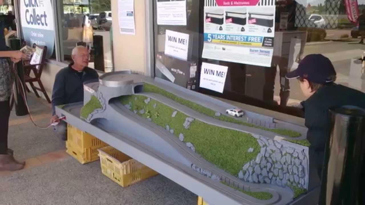 EBSC Fundraiser 25 Oct Eastern Bay Slotcar Club NZ