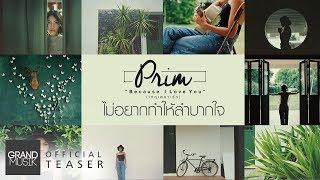 ไม่อยากทำให้ลำบากใจ-prim-พริ้ม-official-teaser