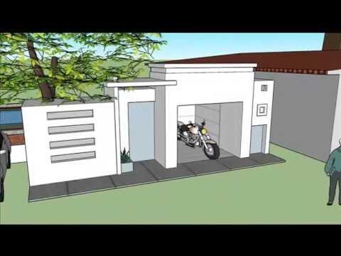 casa moderna en google sketchup youtube