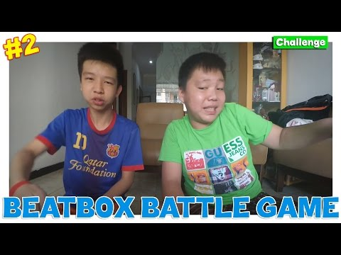BEATBOX BATTLE GAME!!! Feat. Yefta Watson (Bahasa Indonesia)