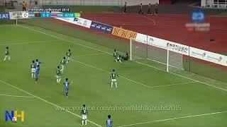 Hunsen cup Boeungket fc 0-1 Nagaworld highlight all goals