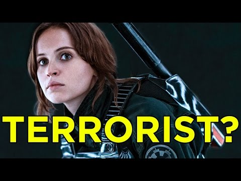 Star Wars Rogue One - Are The Rebels The BAD GUYS?