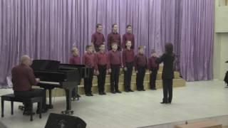 Вокальный ансамбль мальчиков и юношей «Бриг»