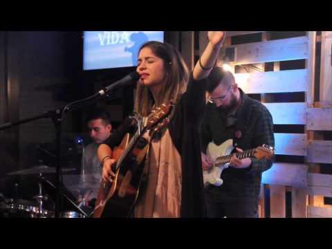 Alabanza con Nicole Garcia  Noviembre 23, 2014