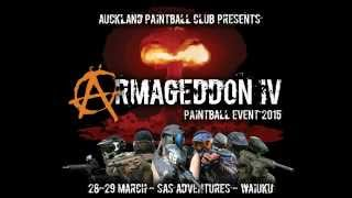 Armageddon IV 2015 Paintball Event Day 2 Intro