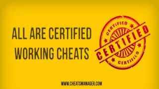 CheatsManager - The Best Cheats Site In The Web