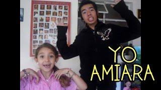 Primeros Videos de Ami y Amara (YO-AMIARA) - VLOG #37